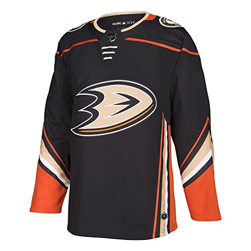 adidas Anaheim Ducks NHL Men's Climalite Authentic Team Hockey Jersey