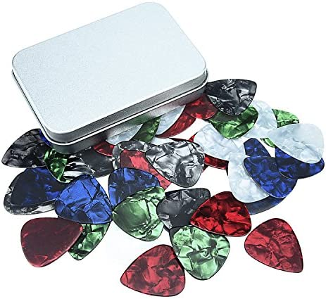 Sunmns Pieces Guitar Plectrums Medium product image