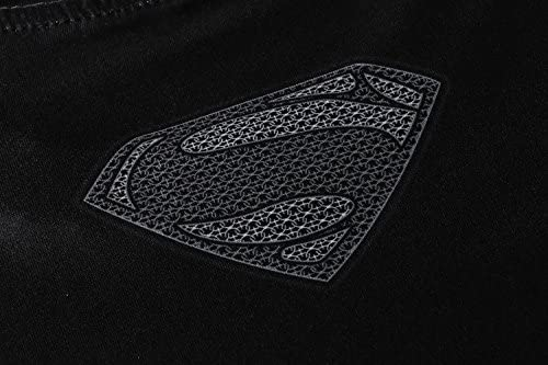 corsa motivo supereroe Maglia intima tecnica a compressione da uomo Spiderman Batman Superman per palestra Fringoo/® a maniche lunghe allenamento