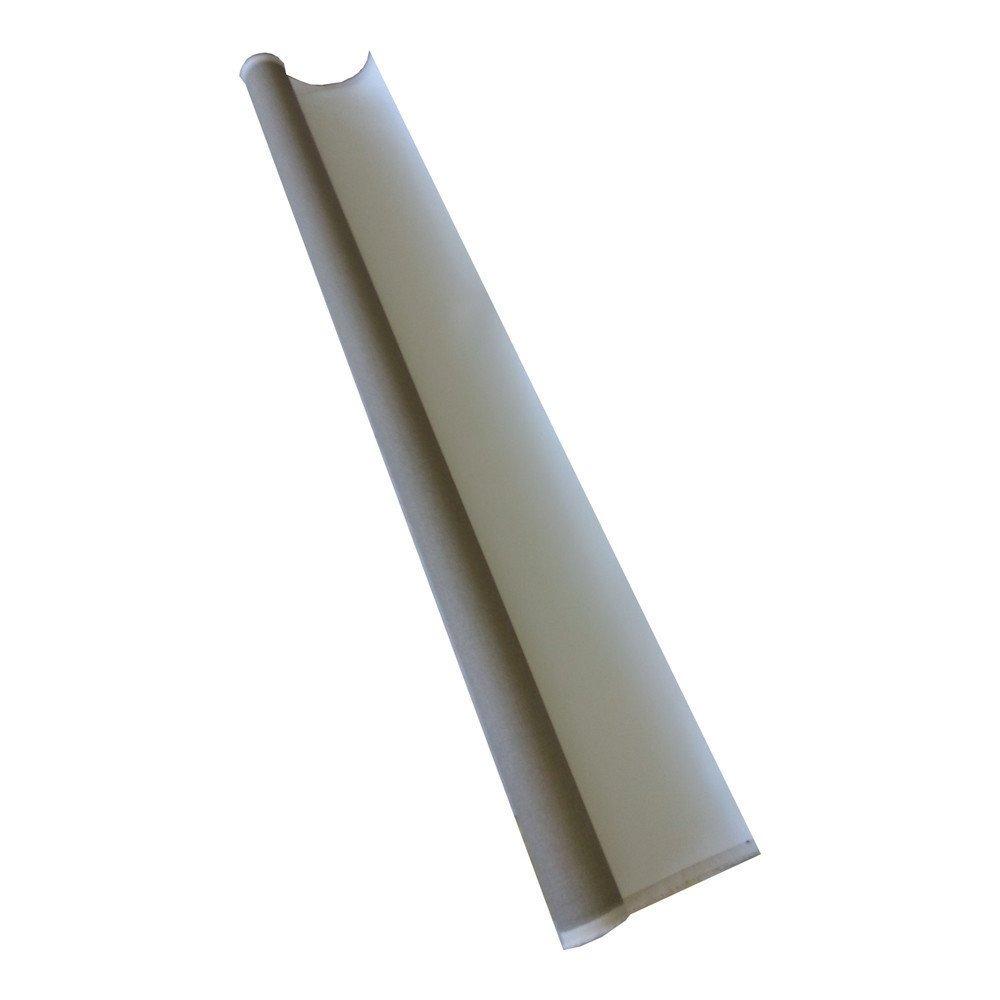 Due rotoli tela per dipingere in Cotone Bianco 2 x 78 cm / 10 mt (tot. 20 mt) tele in rotolo pittorica bianca da pittura Niik