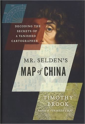 Show Map Of China.Amazon Com Mr Selden S Map Of China Decoding The Secrets Of A