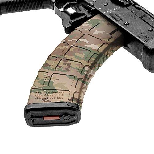 GunSkins AK-47 Mag Skin Camouflage Kit DIY Vinyl Magazine Wrap - Singles (GS Military OCP)