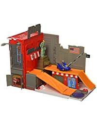 Super Wings - Pack 'N Go New York Playset BOBEBE Online Baby Store From New York to Miami and Los Angeles