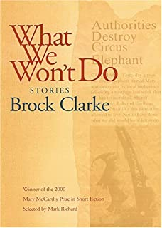 Amazon the ordinary white boy 9780151008100 brock clarke what we wont do stories fandeluxe Image collections