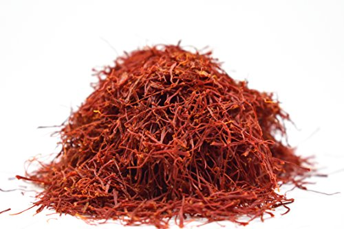 Persian Saffron Threads by Slofoodgroup Premium Quality Saffron Threads, All Red Saffron Filaments (various sizes) Grade I Saffron (1 Gram Saffron) by Slofoodgroup (Image #9)