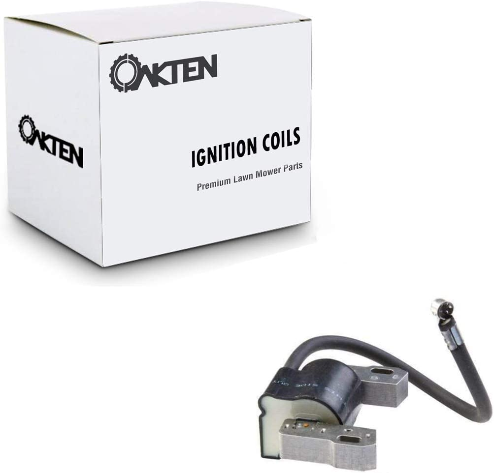 OakTen Replacement Ignition Coil for Briggs Stratton 844548