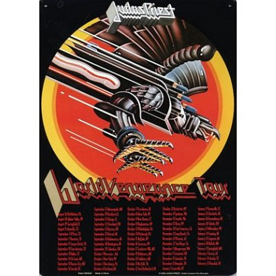 Judas Priest Poster - 3