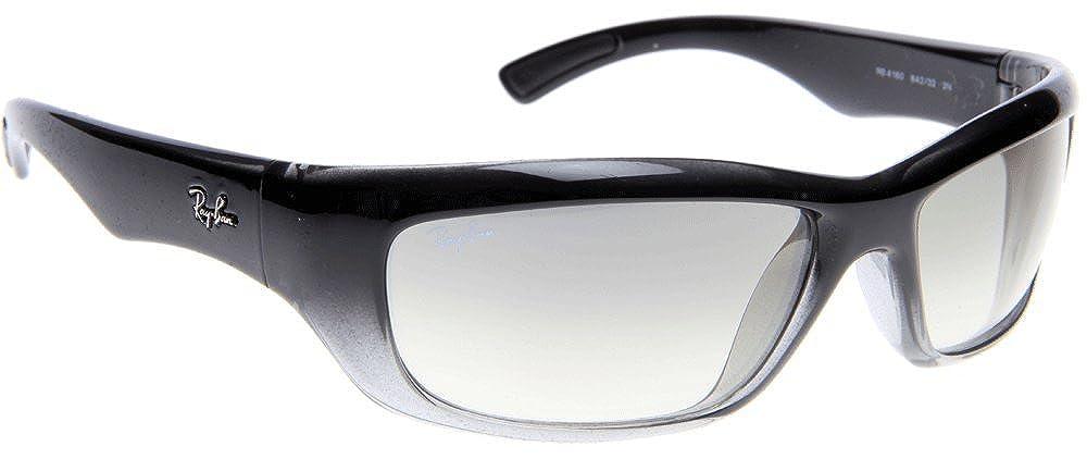 Rayban Gafas de Sol MOD. 4160 SOLE842/32 Negro: Ray-Ban ...