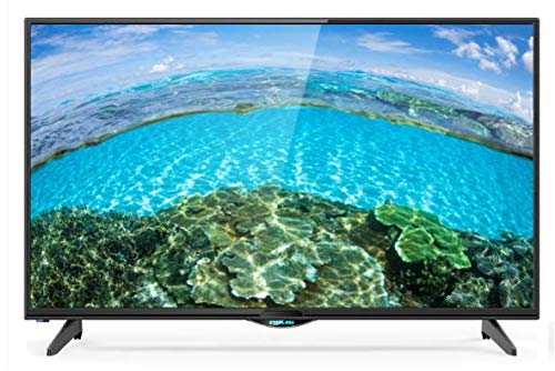 Nikai 50 Inch 4K UHD Android Smart TV TV -UHD5010SLED مشکی