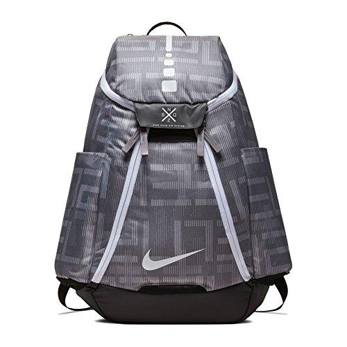 Air Basketball Backpack Gunsmoke/Black/White ()