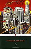 Book cover from We by Yevgeny Zamyatin