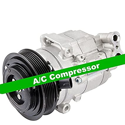 GOWE a/c compresor y embrague para coche Chevrolet Sonic Turbo OEM 96962249 95935303