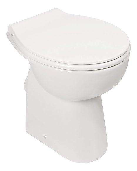 Stand Wc Keramik Toilette Mit Bidet Funktion Spülrandloses