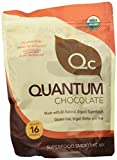 Quantum Chocolate Organic Non GMO Superfood Smoothie Mix