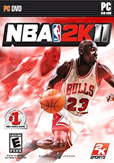 NBA 2K11 (B003PPE2I8) | Amazon price tracker / tracking, Amazon price history charts, Amazon price watches, Amazon price drop alerts