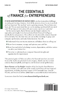 Financial Intelligence for Entrepreneurs: What You Really Need to Know About the Numbers by Harvard Business Press