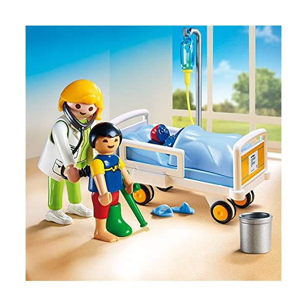 PLAYMOBIL - Doctor con niño (66610) 4