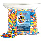 Bonz Dog Bones Shaped Coated Fruit Candy, 3 LB Bulk Candy