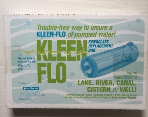 Kleen Flo Lake Pump Filter Replacement Screen -