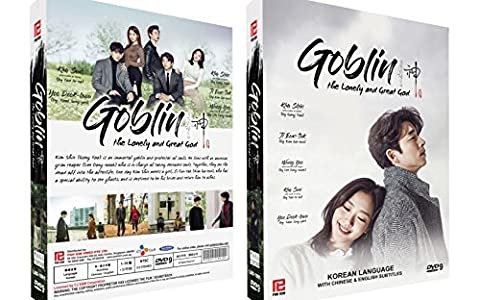Goblin - The Lonely and Great God (16 Episodes + 3 Bonus Special Making) Korean Drama DVD with English Subtitle (NTSC All (Drama DVDs & Videos)