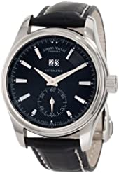 Armand Nicolet Men's 9646A-NR-P961NR2 M02 Classic Automatic Stainless-Steel Watch