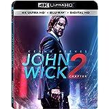 John Wick: Chapter 2 [4K Ultra HD + Blu-ray + Digital Copy]