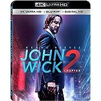 John Wick: Chapter 2 [4K Ultra HD + Blu-ray + Digital Copy] (Bilingual)