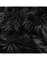 "Barcelonetta | Half Yard Faux Fur | 18"" X 60"" Inch | Craft Supply, Costume, Decoration"