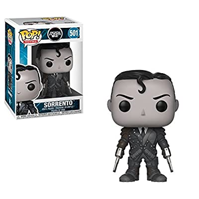 Funko Pop! Movies: Ready Player One Sorrento: Funko Pop! Movies:: Toys & Games