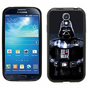 Samsung Galaxy S4 SIIII Black Rubber Silicone Case - Darth Vader Lord Vader Star Wars