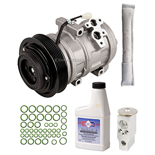 Mazda Mpv A/c Compressor - AC Compressor w/A/C Repair Kit For Mazda MPV 2000-2006 - BuyAutoParts 60-82763RK New