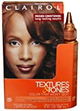 Clairol Textures & Tones Hair Color - #4Rc - Cherrywood /14W (Pack of 2)