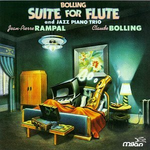 Bolling: Suite for Flute and Jazz Piano Trio (Jazz World Music Flute)