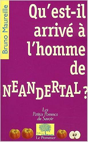 Livre Qu'est-il arrivé à l'homme de Néandertal ? epub, pdf