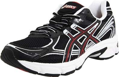 ASICS Men's GEL-Impression 4 Running Shoe,Black/Onyx/Formula One Red,6 M US