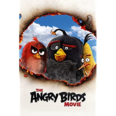 The Angry Birds Movie (BD + DVD + UV Combo) [Blu-ray]