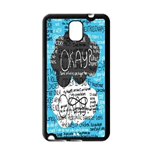 Okay The Fault in Our Stars for Samsung Galaxy Note 3 Best Durable case AML208963