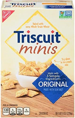 Crackers: Triscuit Minis