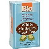 Bio Nutrition Inc White Mulberry Leaf Tea