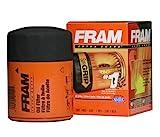 99 dodge durango oil filter - Fram PH16 Extra Guard Passenger Car Spin-On Oil Filter (Pack of 2)