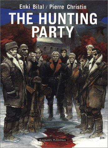 The Hunting Party pdf epub
