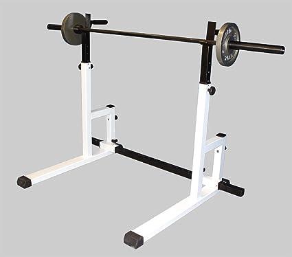 Amazon Com Ader Olympic Black Grey 300lb Set W Free Squat Rack