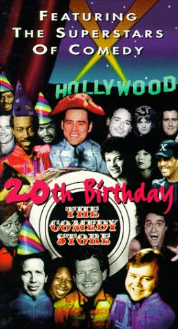 Comedy Store 20th Birthday [VHS]