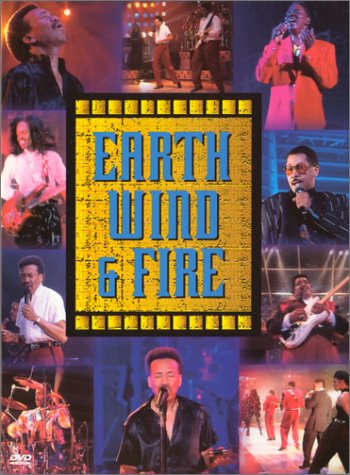 Price comparison product image Earth Wind & Fire - Live