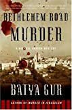 Bethlehem Road Murder, Batya Gur, 0060954922