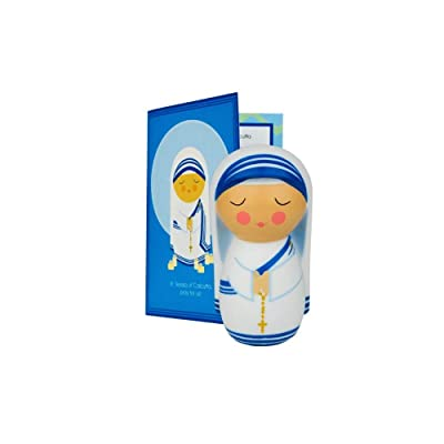 Shining Light Dolls St. Teresa of Calcutta (Mother Teresa) Kids Toy and Collectible: Toys & Games