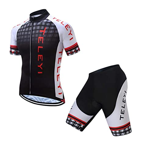 Ciclismo Conjunto Ropa Equipacion Traje Ciclismo Hombre para ...