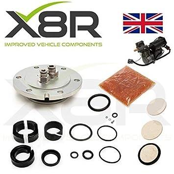 Land Rover Discovery 3 4 Range Rover Sport Compresor Aire Kit De Reparación Hitachi: Amazon.es: Coche y moto
