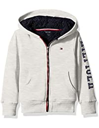 Boys' Sherpa Lining Full Zip Hoody