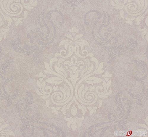 AS Creation 95372-2 Memory 2 Vliestapete Barock, metallic violett
